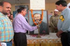 Inauguration of Health Check-up & Screening Camp